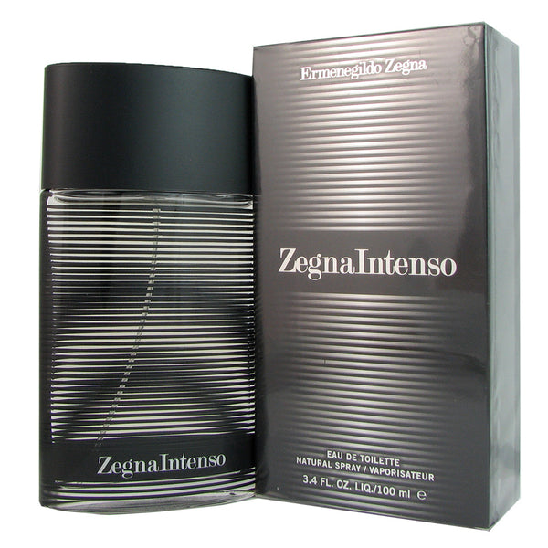 Zegna Intenso for Men by Ermenegildo Zegna 3.4 oz Eau de Toilette Spray