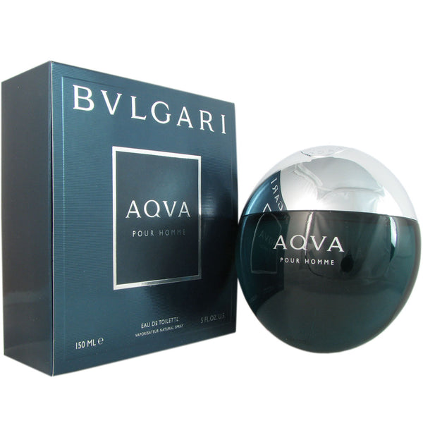 Bvlgari Aqva for Men 5.0 oz Eau de Toilette Spray