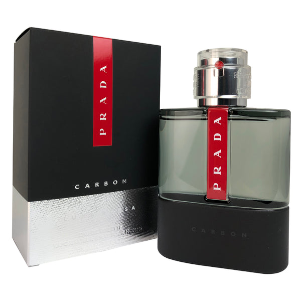 Prada Luna Rosa Carbon for Men by Prada 3.4 oz Eau De Toilette Spray