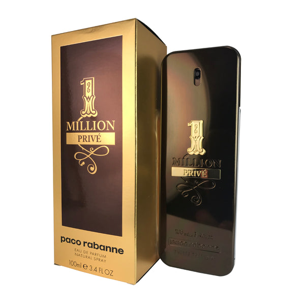 1 Million Prive For Men By Paco Rabanne 3.4 oz Eau De Parfum Spray