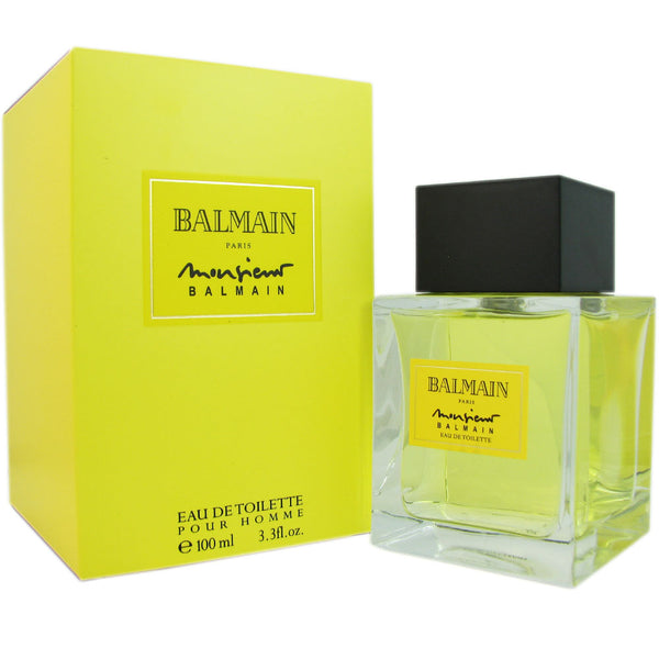 PIERRE BALMAIN Monsieur Balmain Men By Pierre Balmain - Edt Spray