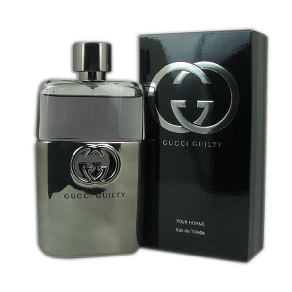 Gucci Guilty for Men 3.0 oz Eau de Toilette Spray