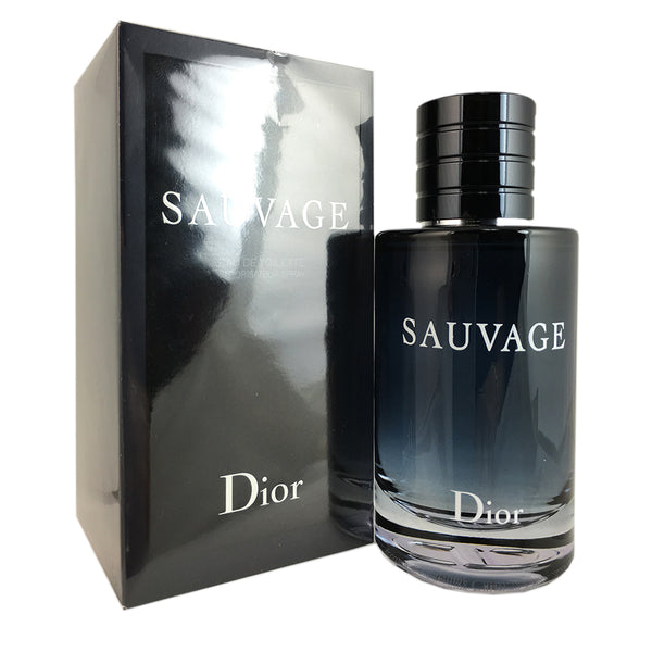 Sauvage Men by Dior 3.4 oz Eau de Toilette Spray