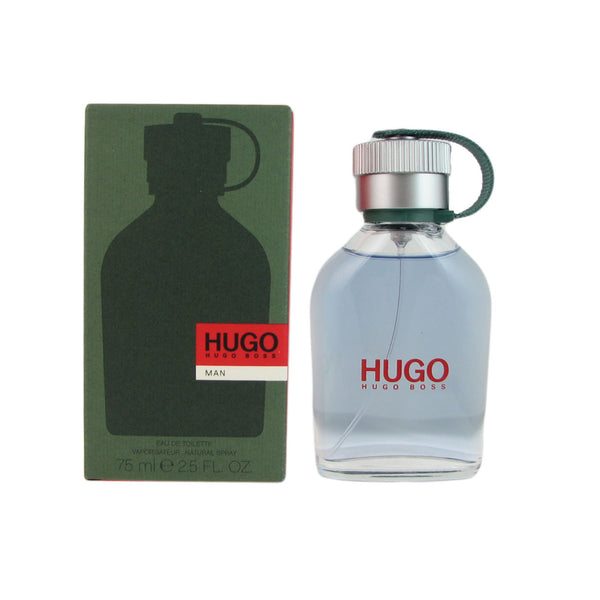Hugo Men by Hugo Boss 2.5 oz Eau de Toilette Spray