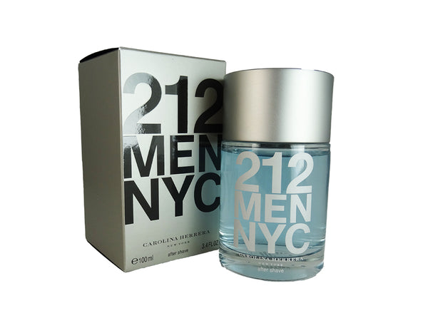212 Carolina Herrera for Men 3.4 oz 100 ml After Shave