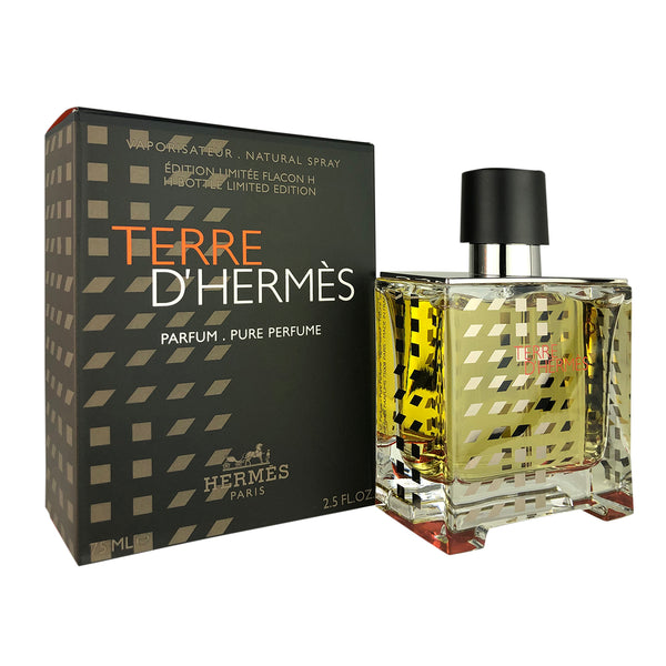 Terre D'Hermes for Men 2.5 oz Parfum Spray