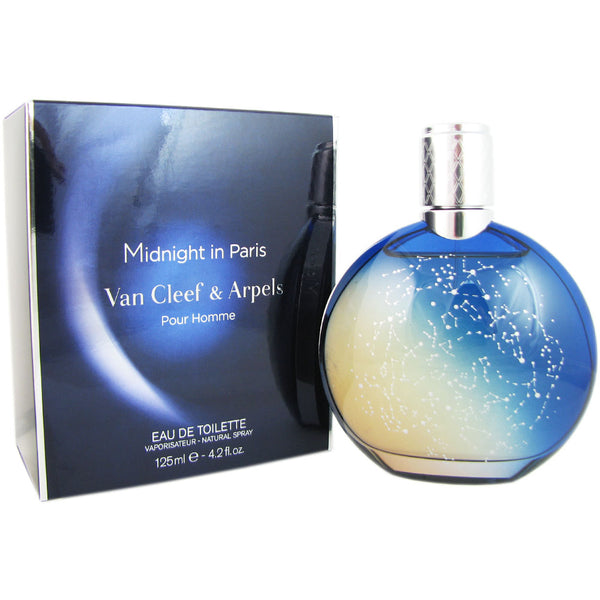 Midnight In Paris by Van Cleef & Arpels for Men - 4.2 oz EDT Spray
