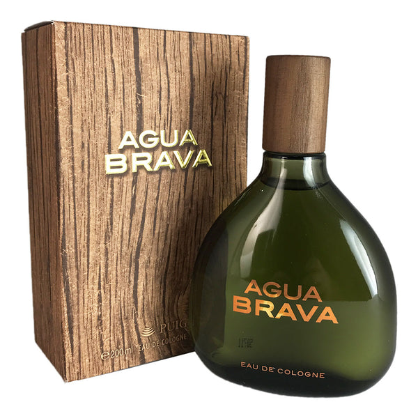 Agua Brava for Men by Puig 6.75 oz Eau de Cologne Splash
