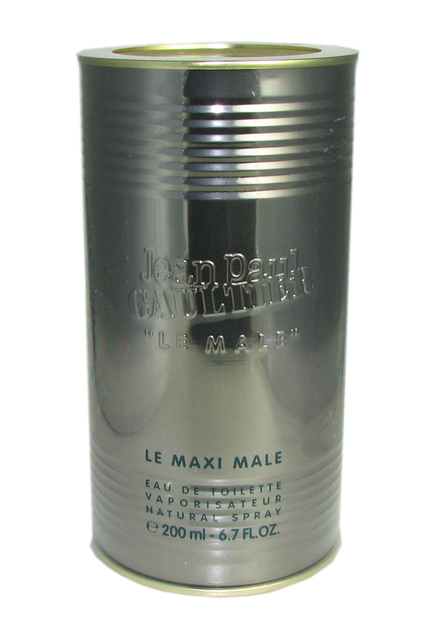 Jean Paul Gaultier Le Maxi Male by Jean Paul Gaultier 6.7 oz Eau de Toilette Spray