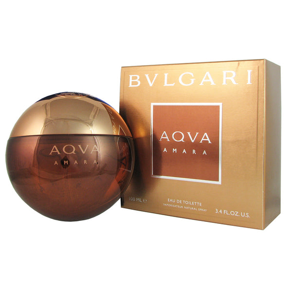 Aqva Amara for Men by Bvlgari 3.4 oz Eau de Toilette Spray