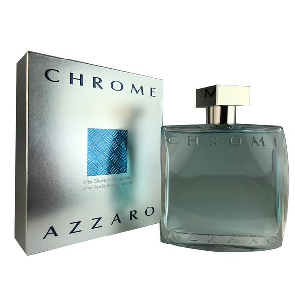 Azzaro Chrome For Men by Azzaro 3.4 oz After Shave