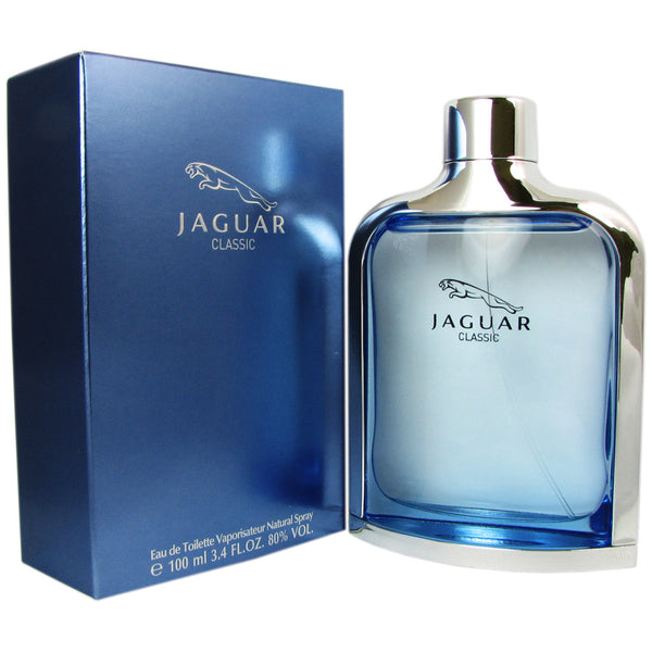 Jaguar Classic Blue for Men 3.4oz Eau de Toilette Spray