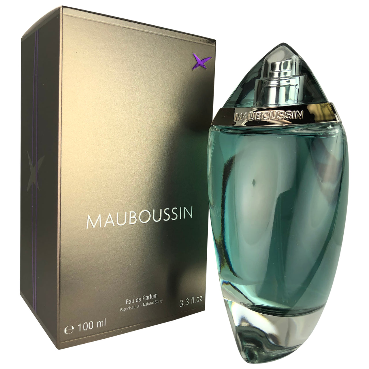 Mauboussin for Men by Mauboussin 3.3 oz Eau de Parfum Natural Spray