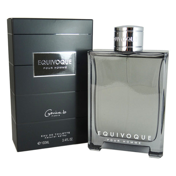 Equivoque for Men by Geparlys 3.4 oz Eau de Toilette Spray