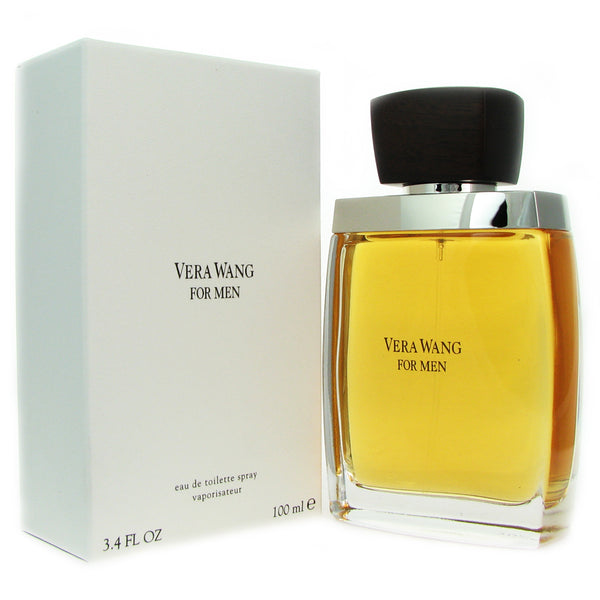 Vera Wang for Men 3.4 oz Eau de Toilette Spray