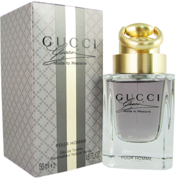 Gucci Made to Measure for Men 1.6 oz Eau de Toilette Spray