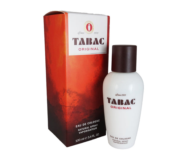 Tabac Original for Men by Maurer Wirtz 3.4 oz Eau de Cologne Spray