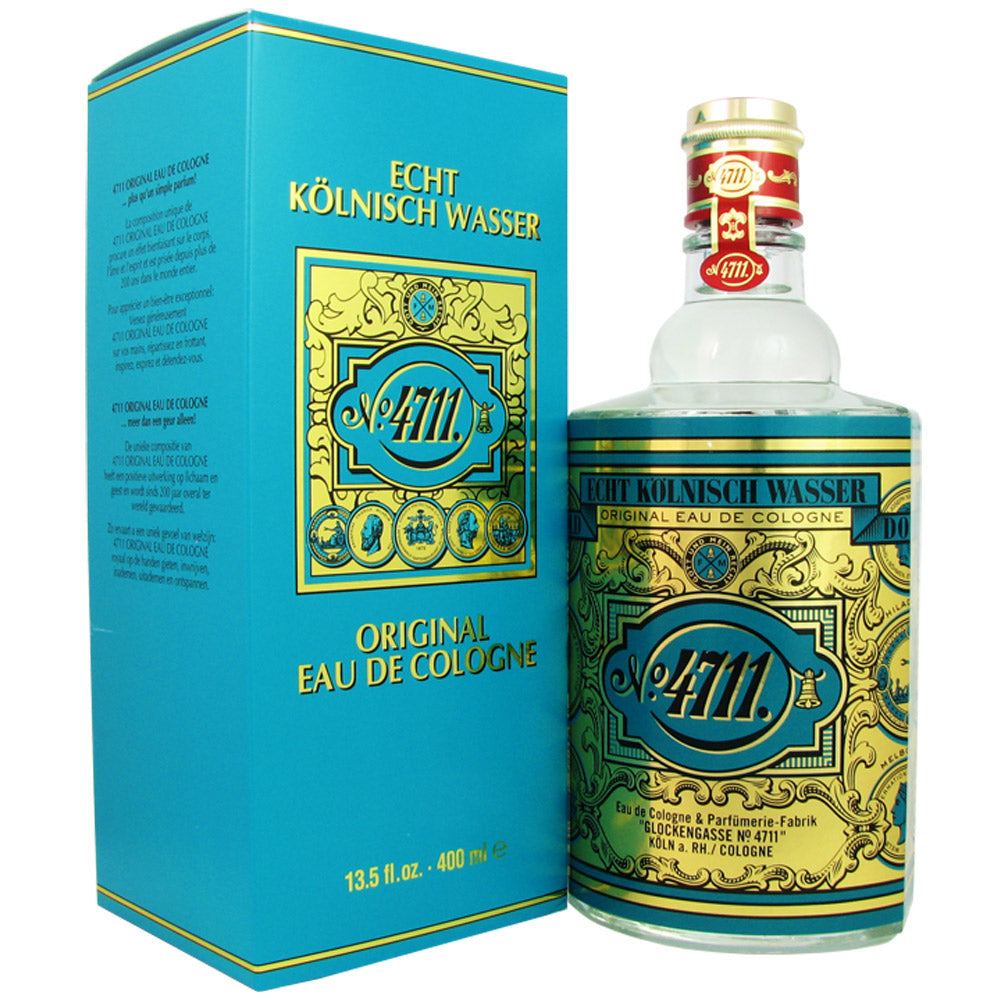 4711 Cologne by Muelhens 13.5 oz 400 ml Splash Bottle