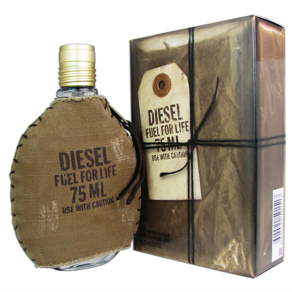 Diesel Fuel For Life for Men 2.6 oz Eau de Toilette Spray