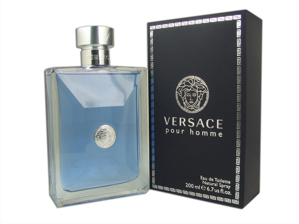 Versace for Men 6.7 oz Eau de Toilette Spray