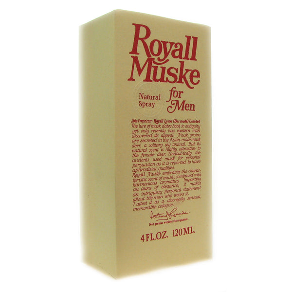 Royall Muske by Royall Fragrances 4 oz All Purpose Lotion