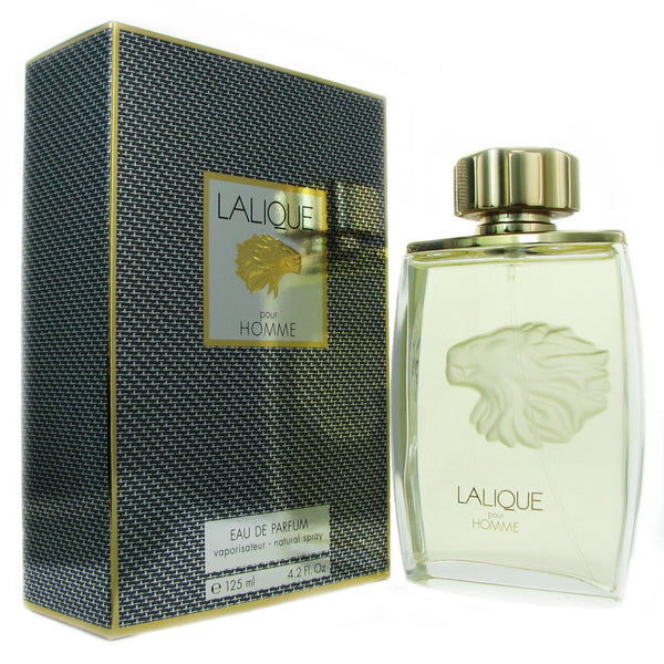 Lalique for Men by Lalique 4.2 oz Eau de PARFUM Natural Spray / LYON