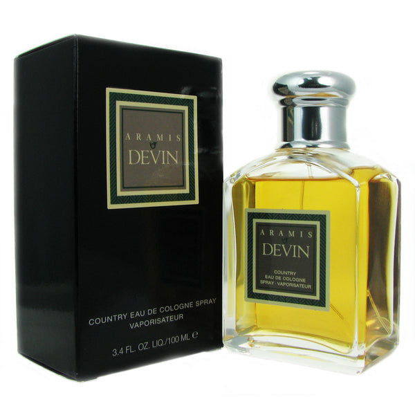 Devin Country for Men by Aramis 3.3 oz Eau de Cologne Spray