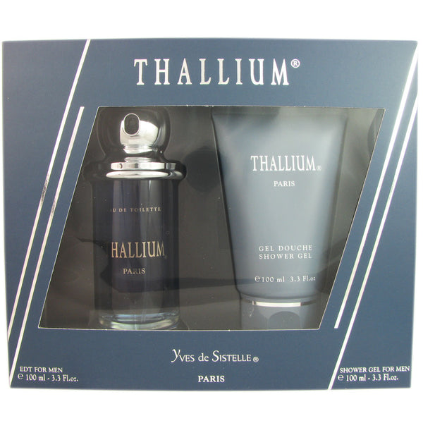 Thallium Men by Yves De Sistelle 2 Pcs Set