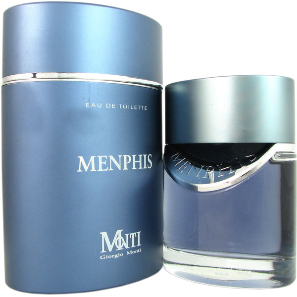 Giorgio Monti Menphis Eau De Toilette Spray for Men 3.6 oz
