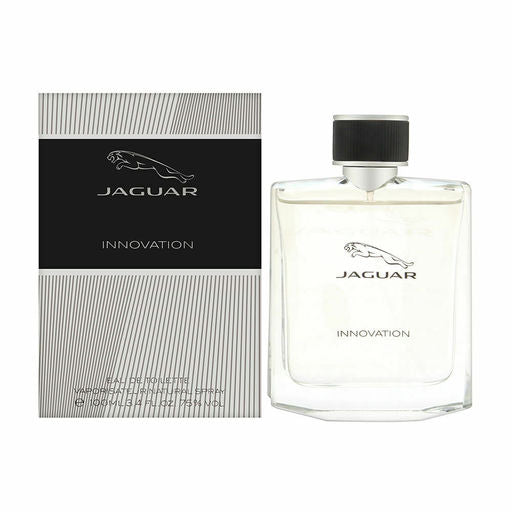 Jaguar Innovation by Jaguar for Men 3.4 oz Eau de Toilette Spray