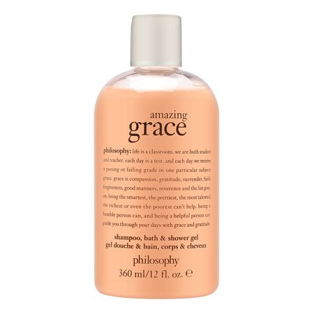 Philosophy Amazing Grace 12.0 oz Shampoo, Bath & Shower Gel