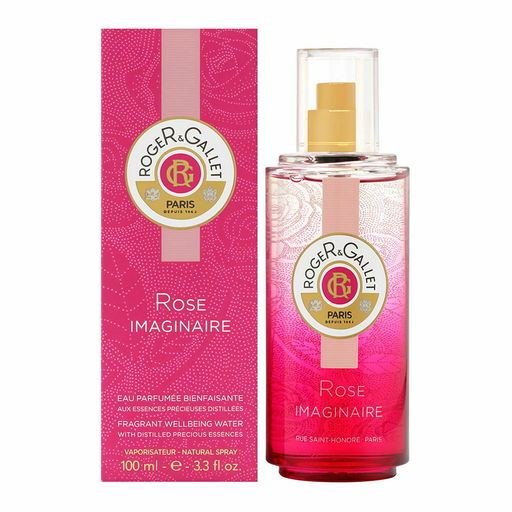 Rose Imaginaire by Roger & Gallet 3.3 oz Fragrant Well Being Water Spray