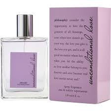 Philosophy Unconditional Love 4.0 oz Eau de Parfum Spray