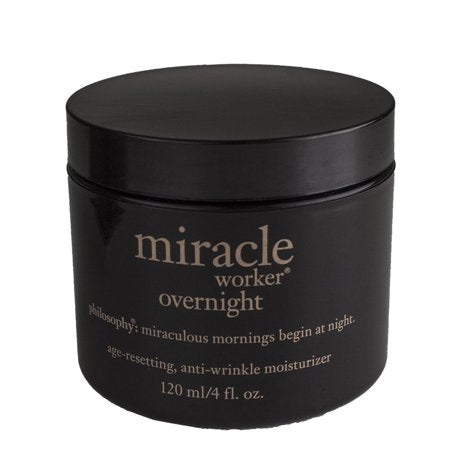 Philosophy Miracle Worker Anti-Wrinkle Moisturizer 4.0oz