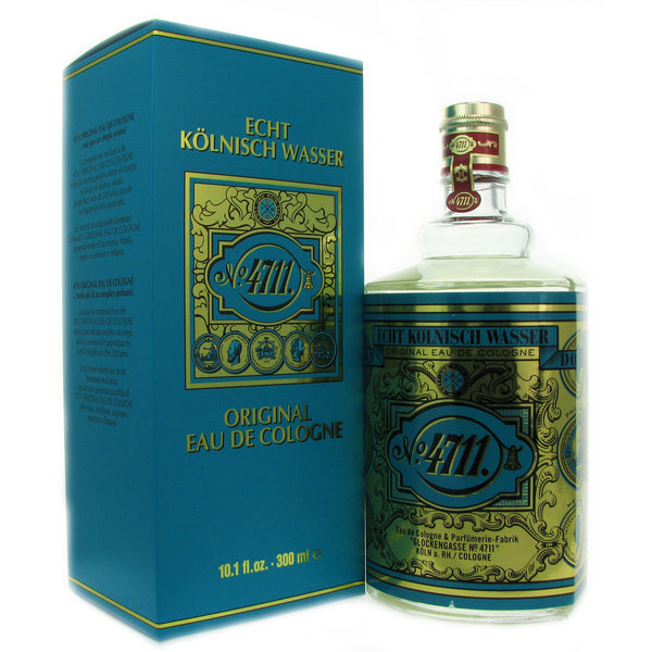 4711 Cologne by Muelhens 10.1 oz 300 ml Splash Bottle