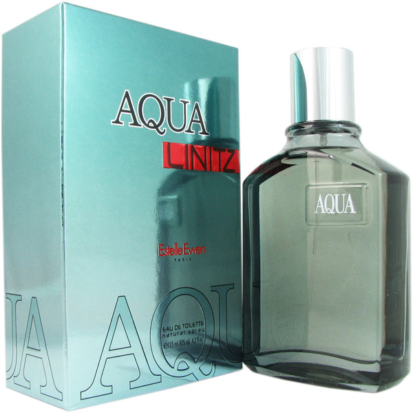 Linitz Aqua for Men by Estelle Ewen 4.2 oz Eau de Toilette Spray