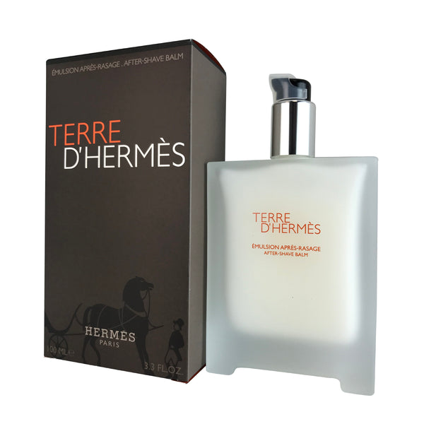 Terre D' Hermes For Men by Hermes 3.3 oz  After Shave Balm