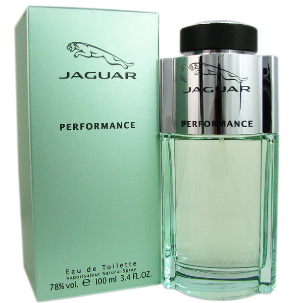 Jaguar Performance for Men 3.4 oz Eau de Toilette Spray