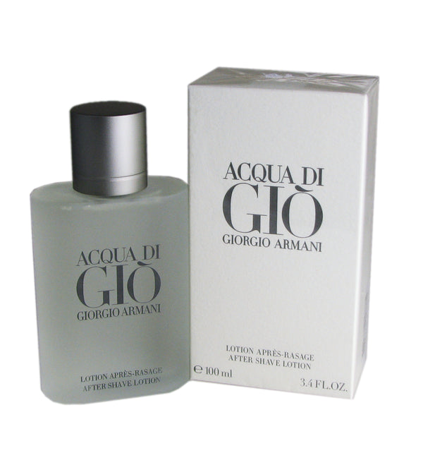 Acqua Di Gio for Men by Giorgio Armani 3.3 oz After Shave Splash