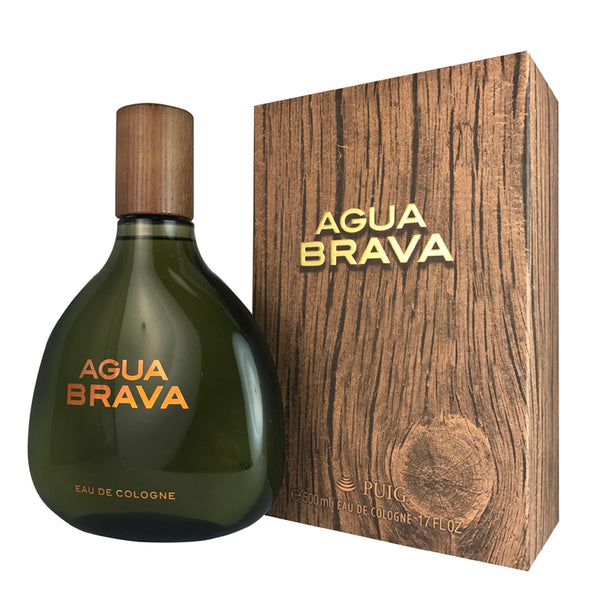 Agua Brava for Men by Puig 17 oz Eau De Cologne Splash