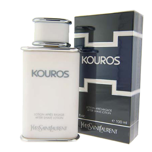 Kouros For Men by Yves Saint Laurent 3.4 oz Aftershave Lotion