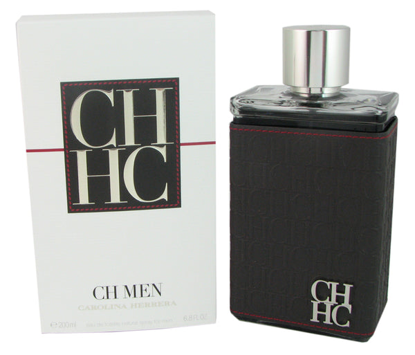 CH for Men by Carolina Herrera 6.8 oz Eau de Toilette Spray