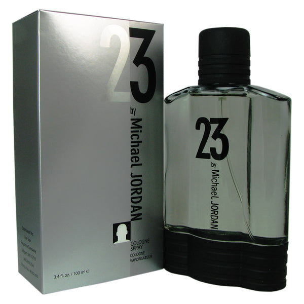 23 for Men by Michael Jordan 3.4 oz Eau de Cologne Spray