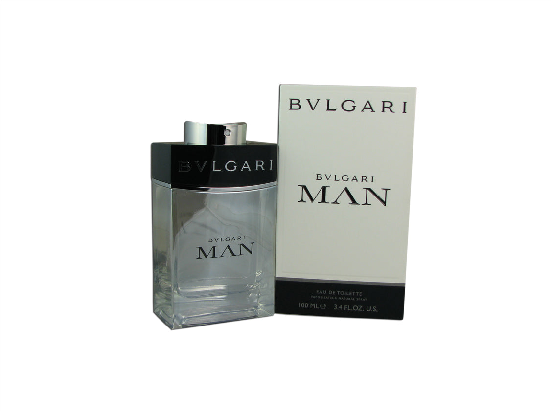 Bvlgari Man for Men 3.4 oz Eau de Toilette Spray