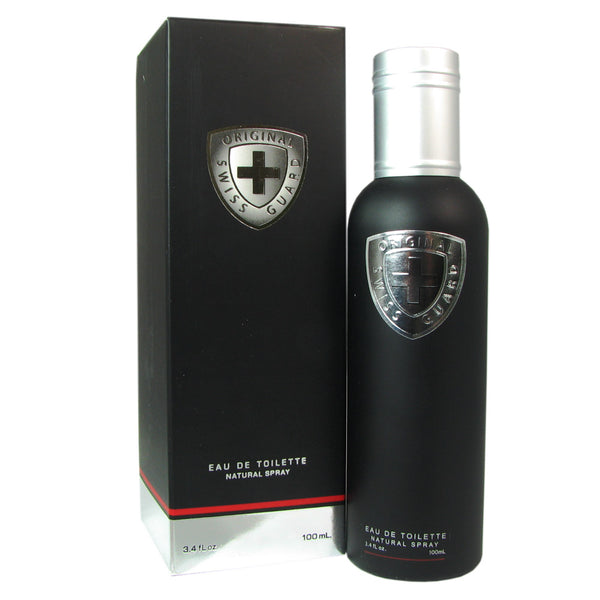 Original Swiss Guard for Men 3.4 oz 100 ml Eau de Toilette Spray