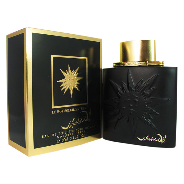 Le Roy Soleil Extreme for Men by Salvador Dali 3.4 oz Eau de Toilette Spray