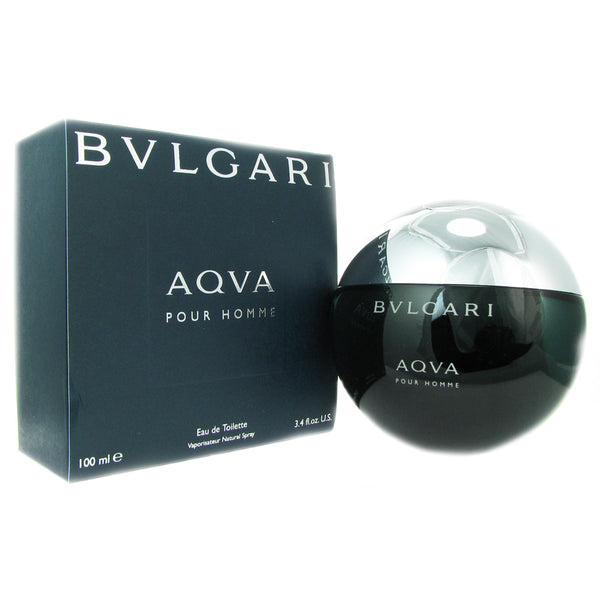 Bvlgari Aqva for Men 3.4 oz Eau de Toilette Spray
