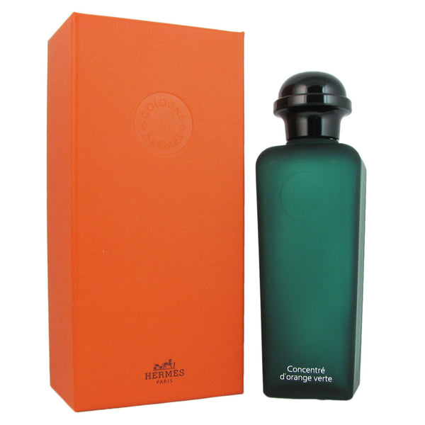 D'Orange Verte Concentre fore Men by Hermes 6.7 oz Eau de Toilette Spray