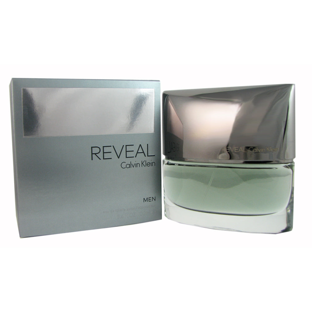 CK Reveal For Men By Calvin Klein 3.4 oz Eau de Toilette Spray