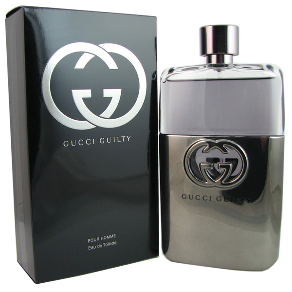 Gucci Guilty For Men 5.0 oz Eau de Toilette Spray